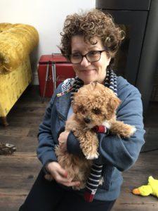 Lola the Cockapoo puppy